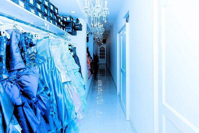 ブライダルフェア ドレス 予算