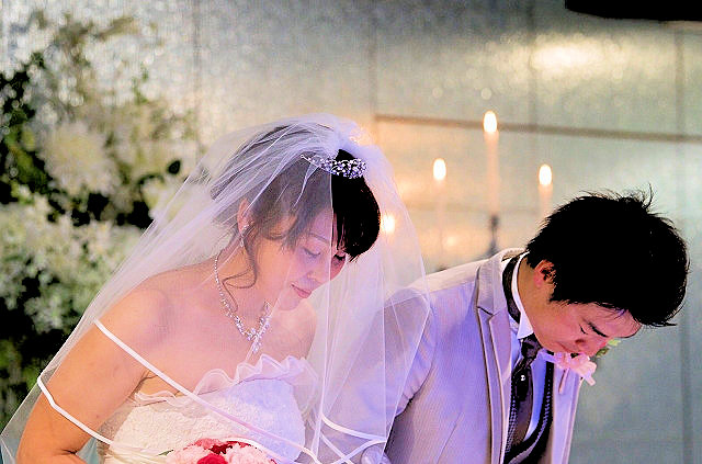 ブライダルフェアで結婚準備の体験談