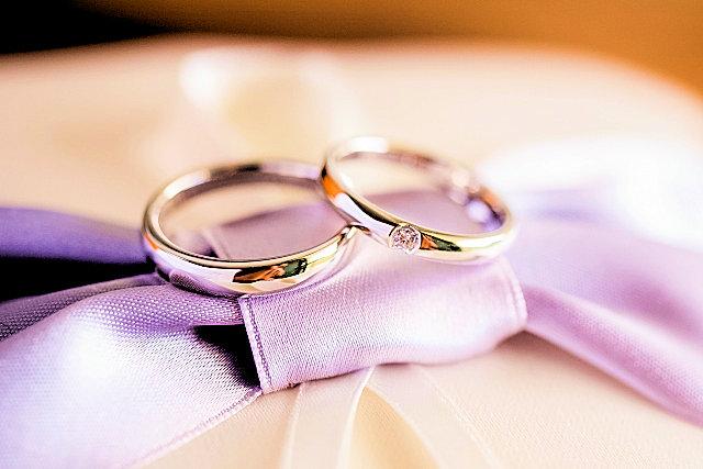 ブライダル 指輪交換